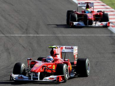 Primeira curva com o nome de Schumacher