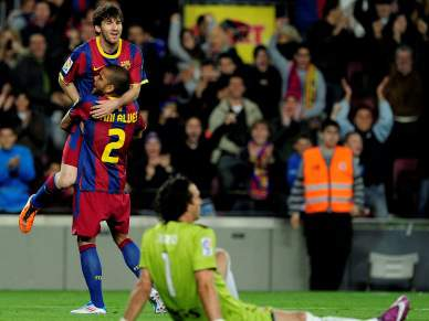 FC Barcelona vence Osasuna e dá mais um passo rumo ao título