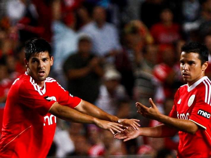 Benfica testa bom momento com 'novo' Guimarães