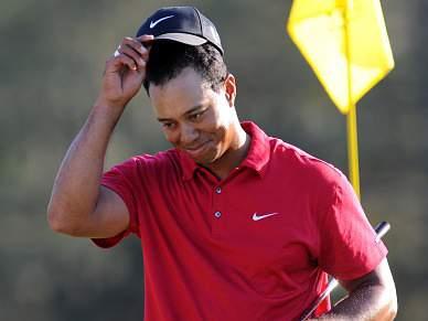 Tiger Woods falha Open de Inglaterra