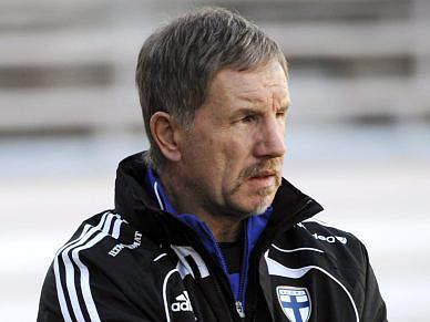 Stuart Baxter demitido da selecção finlandesa