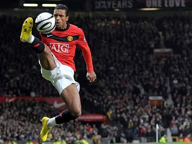 Nani dá a vitória ao Manchester United