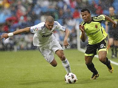 Real Madrid volta a perder