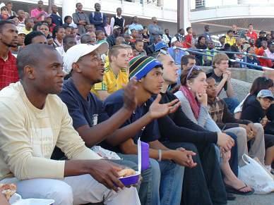 Sul-africanos ansiosos por ver Ronaldo