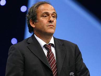 Platini aponta Brasil, Espanha e Inglaterra como favoritos