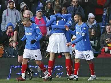 Portsmouth é a surpresa na final