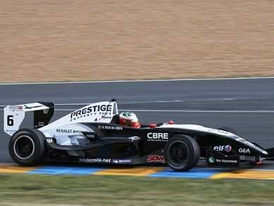 Félix da Costa vence primeira corrida em Spa-Francorchamps