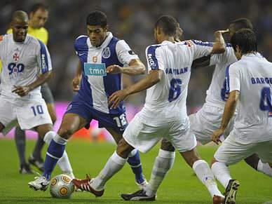 Belenenses exige explicações à direcção do FC Porto