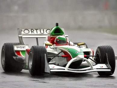 Álvaro Parente com quinto melhor tempo na qualificação