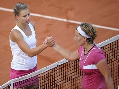 Kirilenko elimina Kuznetsova e segue para os oitavos