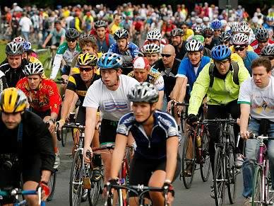 Bike Tour reunirá seis mil ciclistas