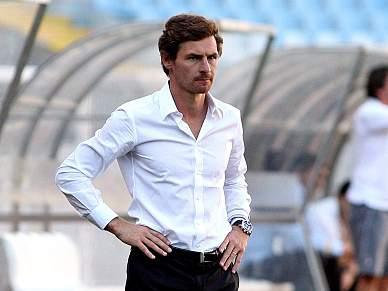 André Villas-Boas já forma equipa técnica
