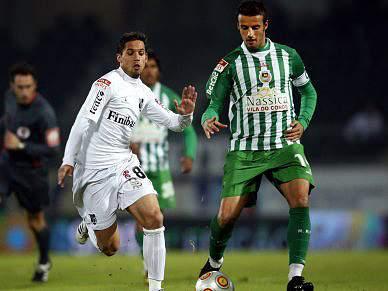Guimarães provisoriamente no quinto lugar