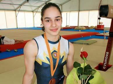 Zoi Lima classifica-se em 62º lugar
