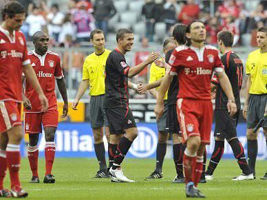 Bayern de Munique volta a