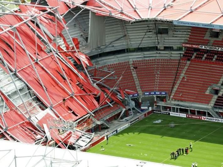 UEFA aprova estádio do Twente para jogo com o Benfica