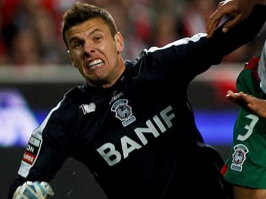 Marcelo Boeck assinou por cinco temporadas