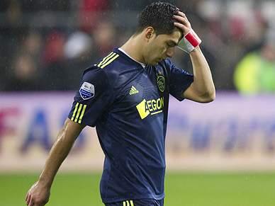 Dentada em Bakkal pode valer sete jogos de suspensão a Suárez