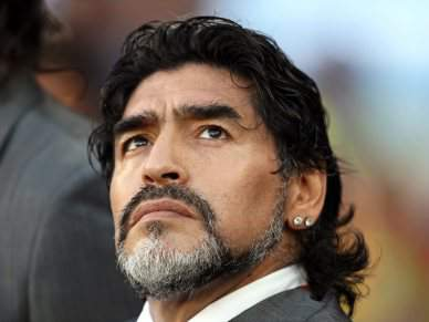 Maradona pode voltar à selecção