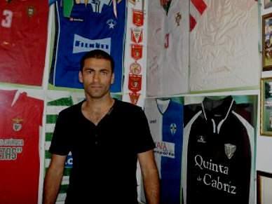 João Peixe contribuiu para recorde de golos na III Divisão