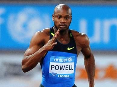 Asafa Powell faz a melhor marca do ano nos 100 metros