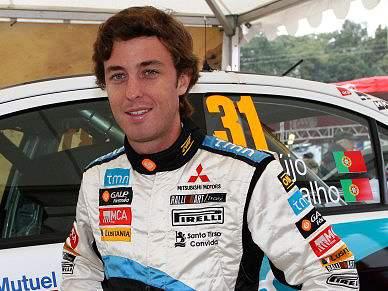 Petição pede Armindo Araújo no WRC