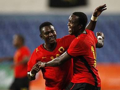Angola supera Malta com reviravolta