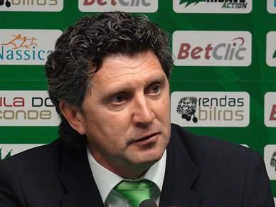 Carlos Brito espera jogo difícil com o Nacional