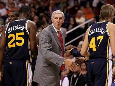Jerry Sloan deixa comando técnico dos Utah Jazz