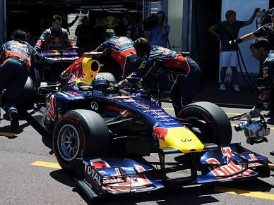 """Vettel conquista primeira """"pole"""" em Monte Carlo"""