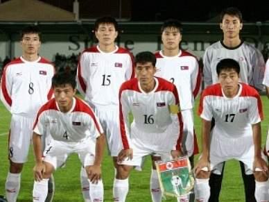 Coreia do Norte vence torneio