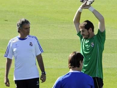 «Mourinho quer continuar»