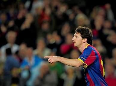 Messi afunda Atlético de Madrid