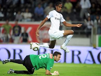 Edgar quer marcar em Alvalade frente ao Sporting