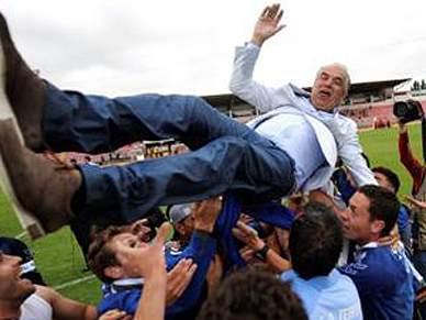 «Gostaria que a inauguração do estádio fosse com o FC Porto»