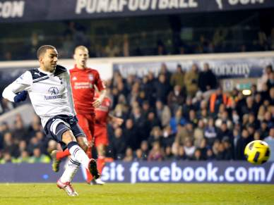 Tottenham vence Liverpool por 2-1