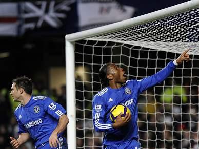 Chelsea de regresso às vitórias