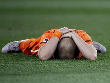 Sneijder ficou