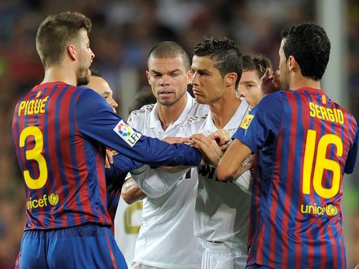 «A ver se conseguimos um ponto no Bernabéu»
