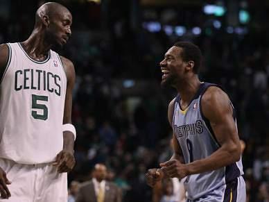 Memphis Grizzlies vencem Boston Celtics 90-87
