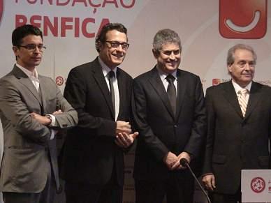 Fundações Benfica e EDP dão apoio aos mais jovens