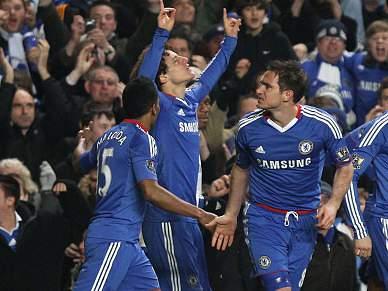 Chelsea favorito contra o Blackpool