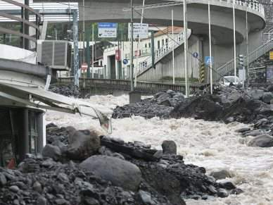 Algumas infra-estruturas desportivas continuam em obras