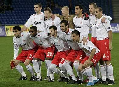 CSKA Sofia volta a perder