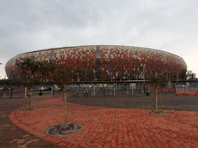 Estádios sul-africanos sem futuro