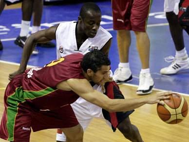 Portugal inicia torneio frente à Jordânia