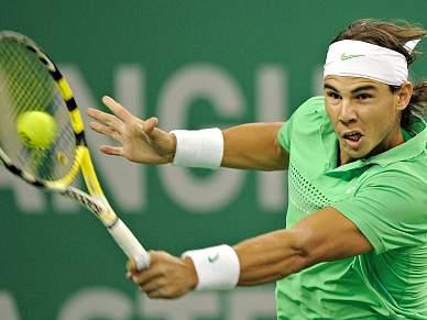 Rafael Nadal lidera Espanha na Taça Davis