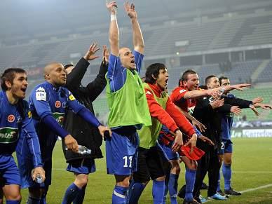 Stade Reims surpreende Rennes