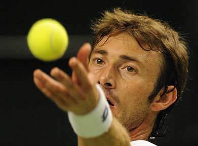 Ferrero apura-se para a segunda ronda