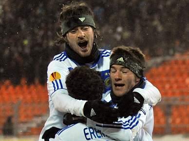 Dínamo de Kiev conquista Supertaça